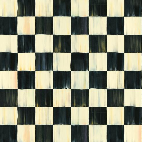 $135.00 Courtly Check Wallpaper