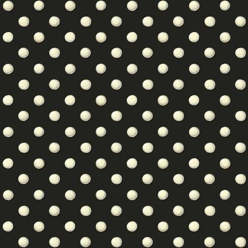 $115.00 Courtly Dot Wallpaper
