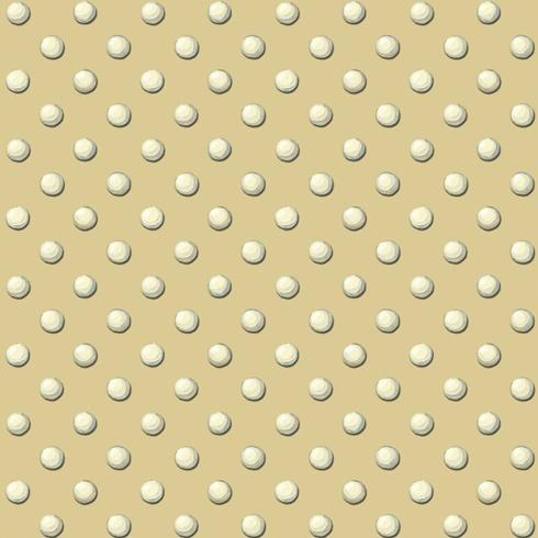 $115.00 Parchment Dot Wallpaper