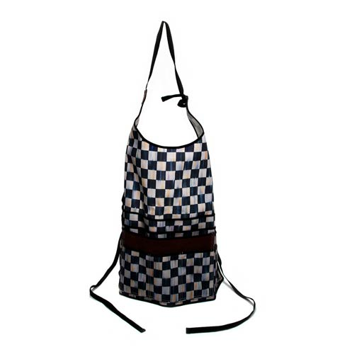$78.00 Courtly Check Gardener\'s Apron