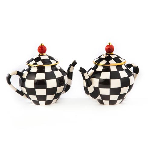 $44.00 Teapot Salt & Pepper Set