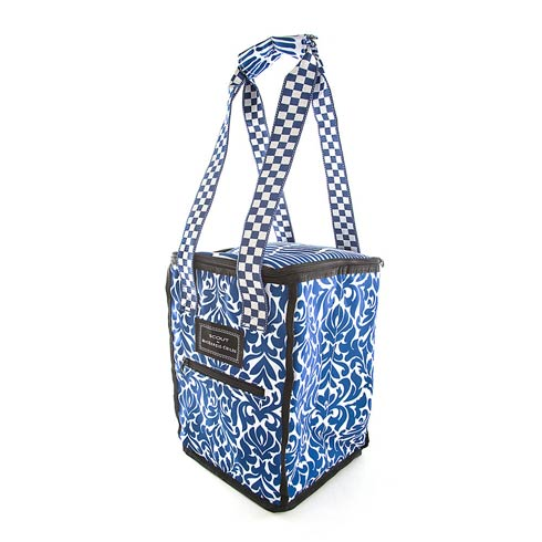 $45.00 The Vineyard Tote - Royal