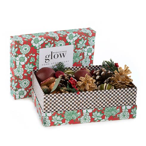 MacKenzie-Childs  Glow Apothecary Winter Bouquet Potpourri - Large