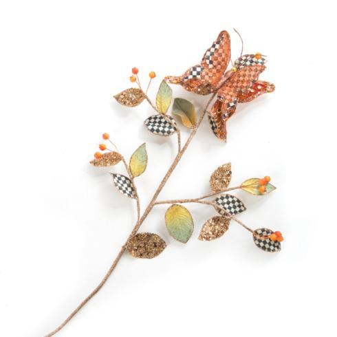 $18.00 Bittersweet Stem With Butterfly