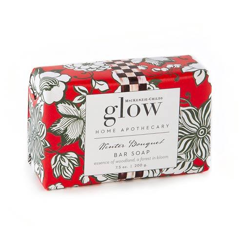 Winter Bouquet Bar Soap - Large -10.58 Oz