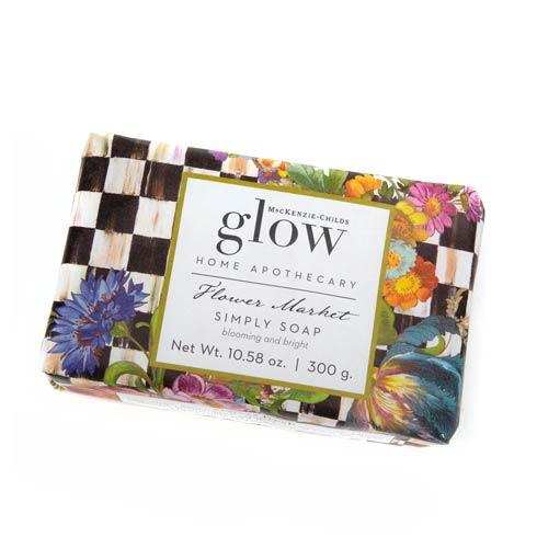 $15.00 Flower Market Large Bar Soap - 10.58 Oz.