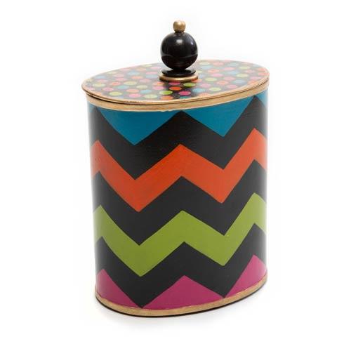 $55.00 Cotton Box - Black