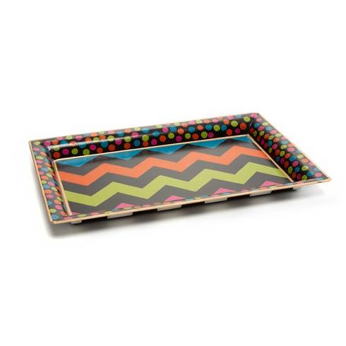 $55.00 Tray - Black - Small