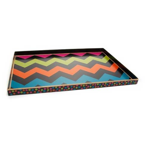 $135.00 Tray - Black - Large