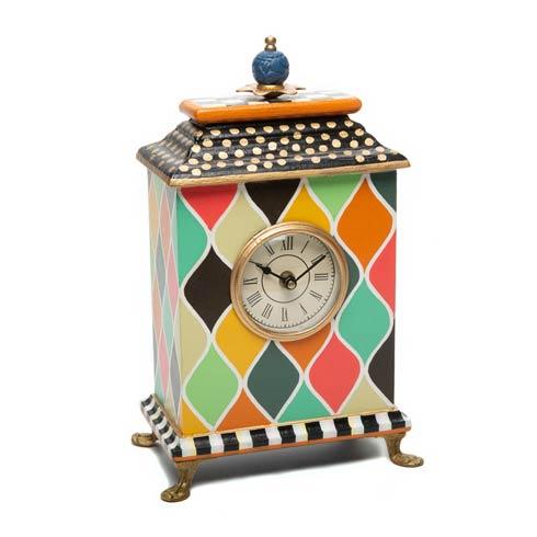 $105.00 Ogee Desk Clock