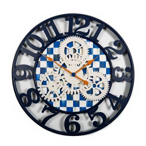 $155.00 Farmhouse Wall Clock - Large