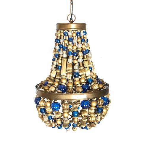 $995.00 Bluetopia Chandelier
