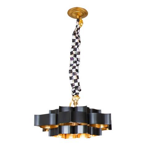 $1,095.00 Lotus Pendant Lamp