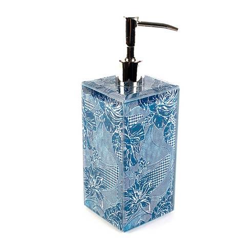 MacKenzie-Childs  Bath Royal Rose Pump Dispenser $40.00