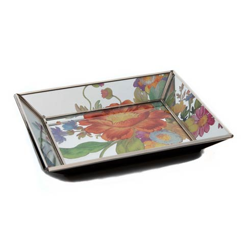 $40.00 Flower Market Reflections Tray