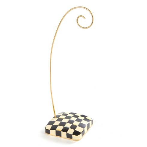 $56.00 Courtly Check Ornament Stand