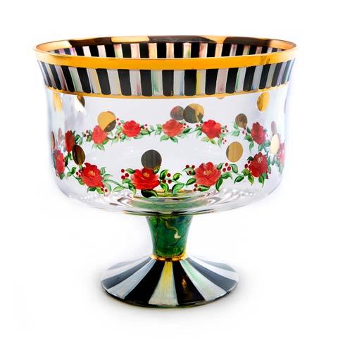 $188.00 Trifle Bowl