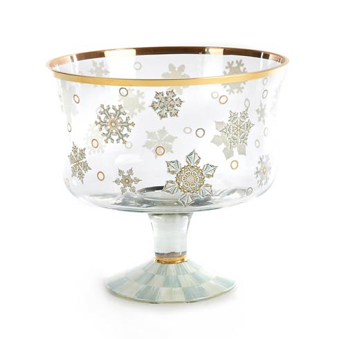 $195.00 Trifle Bowl