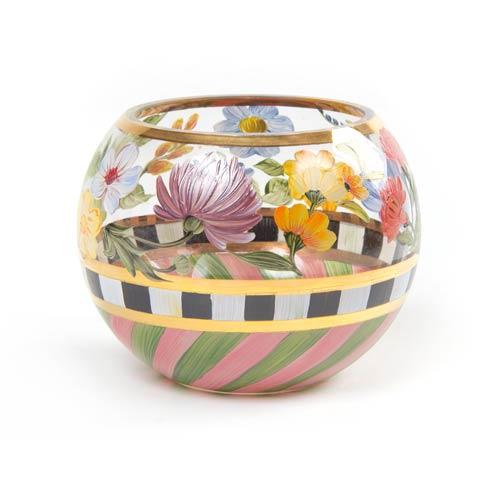 Glass Globe Vase - Small image