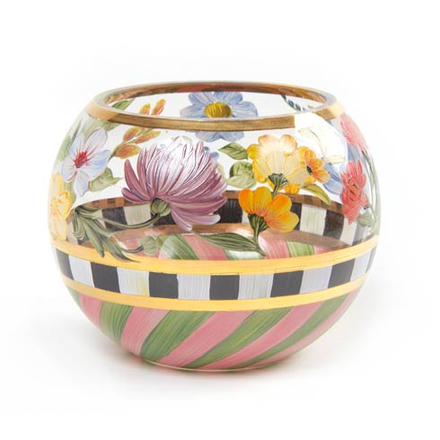 Glass Globe Vase - Medium image