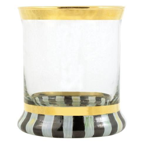 MacKenzie-Childs  Glass Tango Tumbler $68.00
