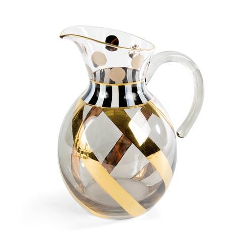 $208.00 Glass Pitcher