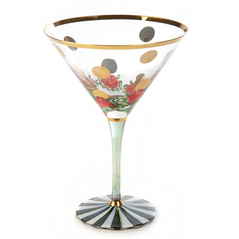 $98.00 Martini Glass