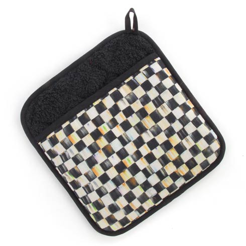 MacKenzie-Childs  Textiles Courtly Check Pot Holder $24.00
