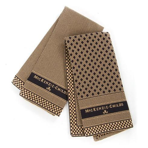 $30.00 Dinner Is Served Dish Towels - Set of 2