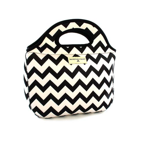 $30.00 Lunch Tote - Black