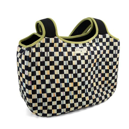 MacKenzie-Childs Courtly Check Accessories Carryall $75.00