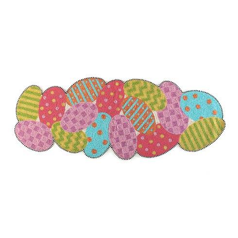$85.00 Egg Dance Table Runner