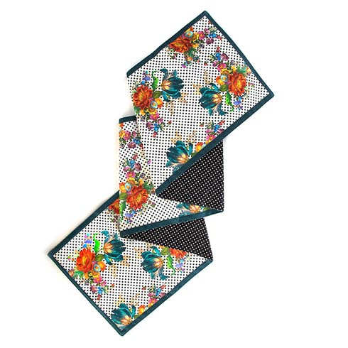 $110.00 Flower Market Table Runner