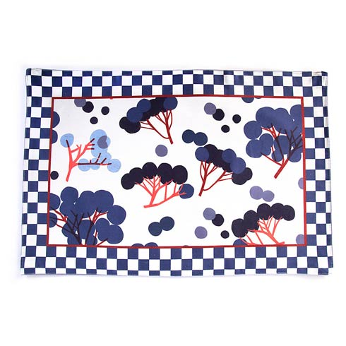 $28.00 Blueberry Placemat