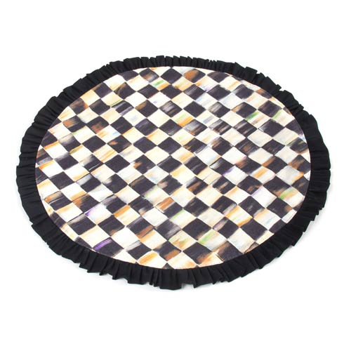 $55.00 Round Placemat