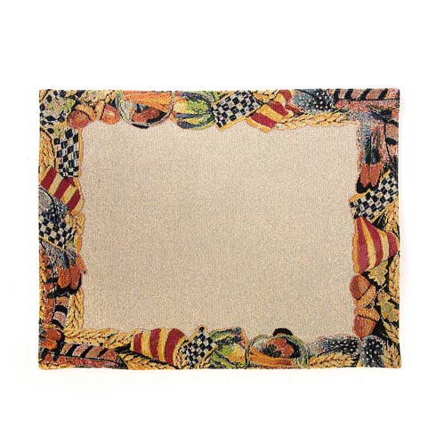 $85.00 Pheasant Run Placemats - Set Of 4