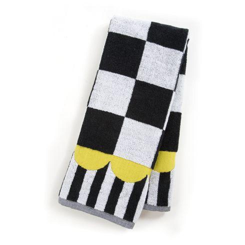 MacKenzie-Childs  Courtly Check Hand Towel $22.00