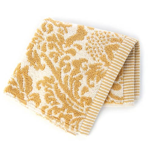 $8.00 Washcloth - Ochre