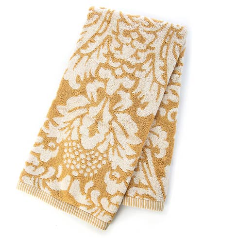 Hand Towel - Ochre collection with 1 products