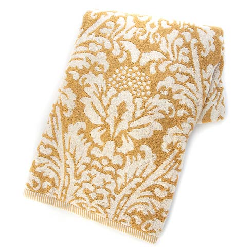 Bath Sheet - Ochre collection with 1 products