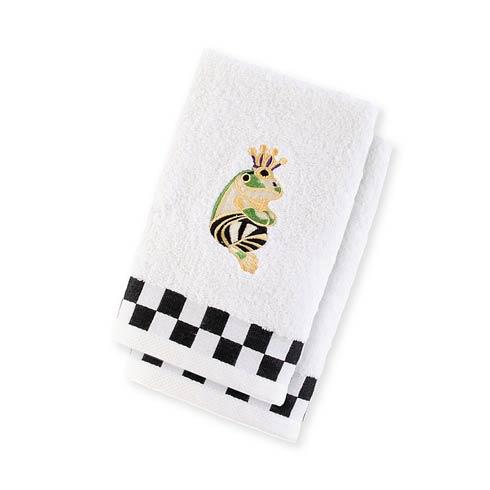 $38.00 Frog Fingertip Towels - Set Of 2