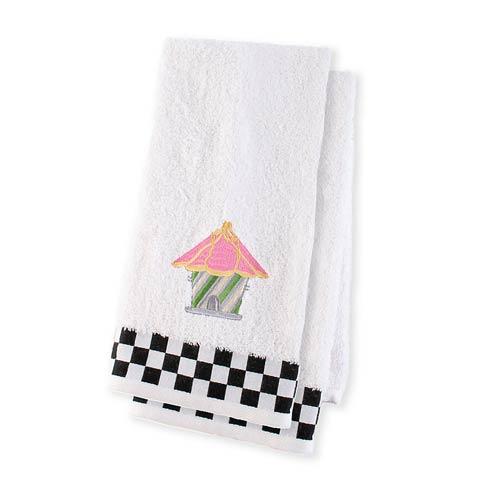 $68.00 Birdhouse Hand Towels - Set Of 2