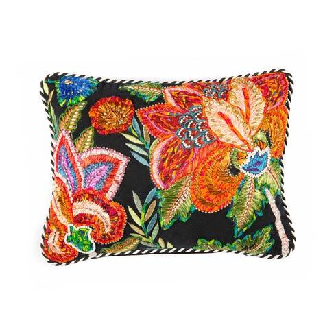 Lumbar Pillow - Black image