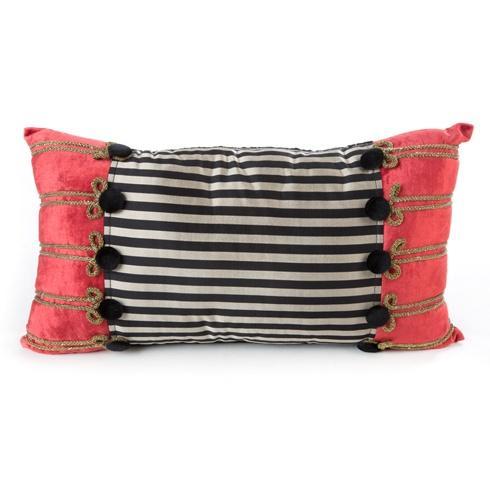 $135.00 Road Lumbar Pillow