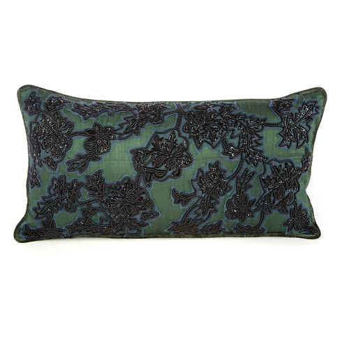 $95.00 Lillith Lace Lumbar Pillow