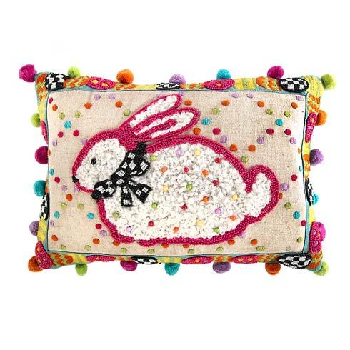 $68.00 Dotty Bunny Pillow