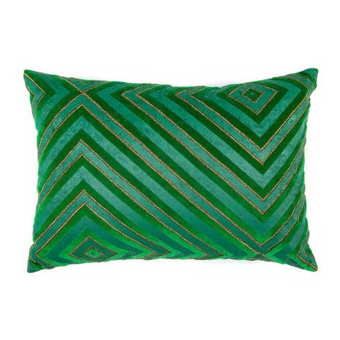$75.00 Chevron Lumbar Pillow