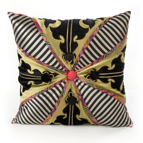 $238.00 Road Square Pillow