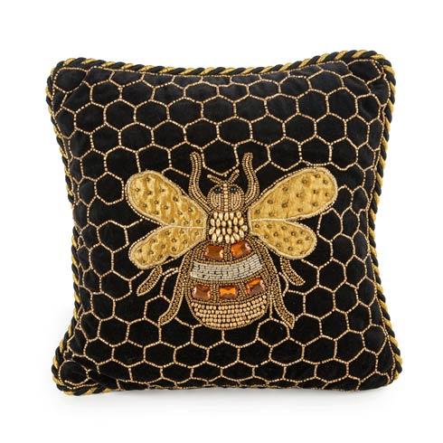 $92.00 Queen Bee Pillow