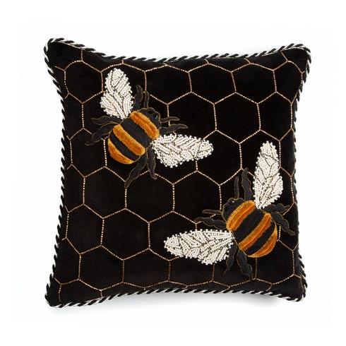 $92.00 Bumble Bee Pillow